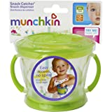 Munchkin Snack Catcher, 9-Ounce, 12+ Months, Colors May Vary'