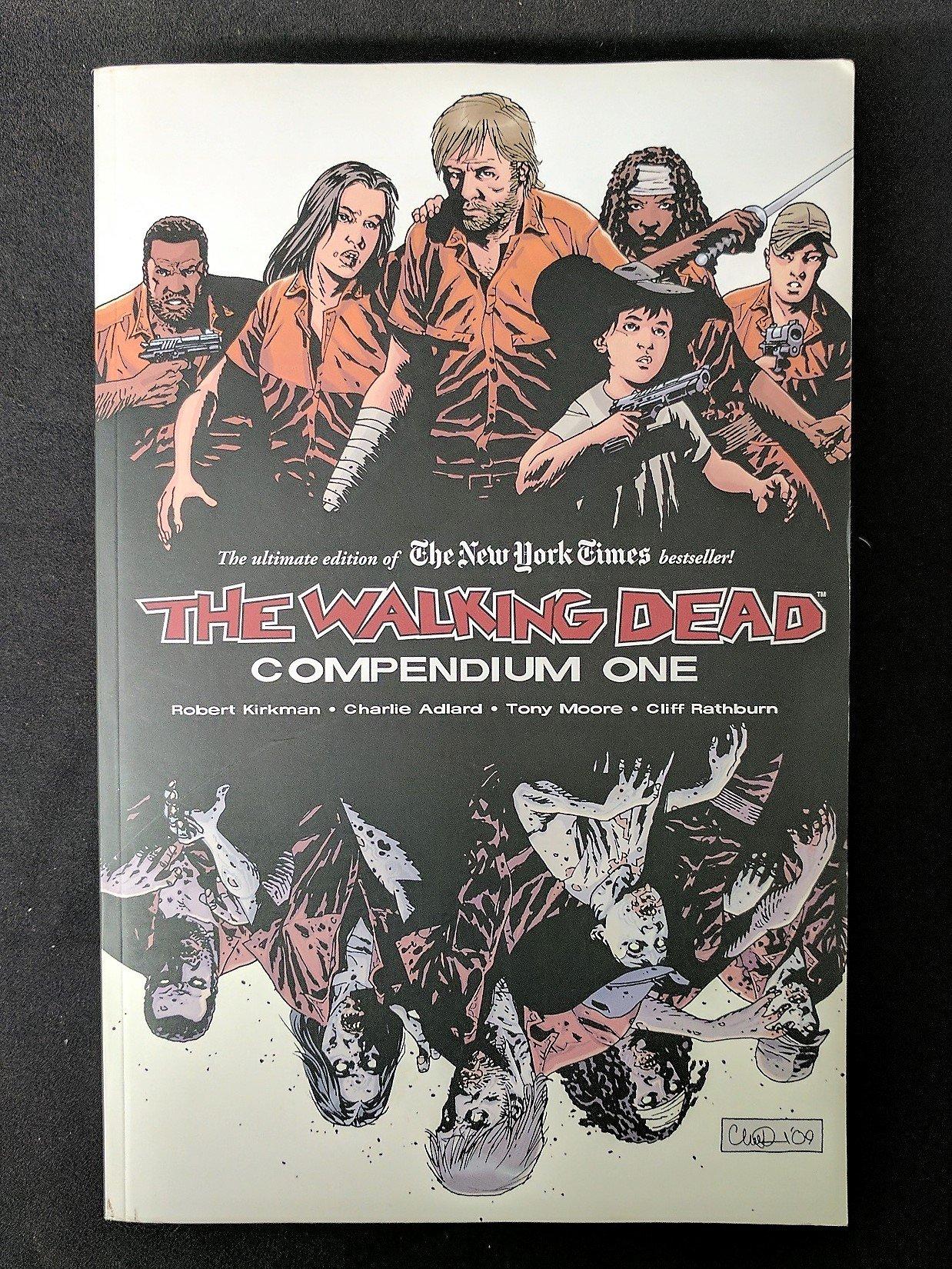 The Walking Dead Compendium One pdf epub