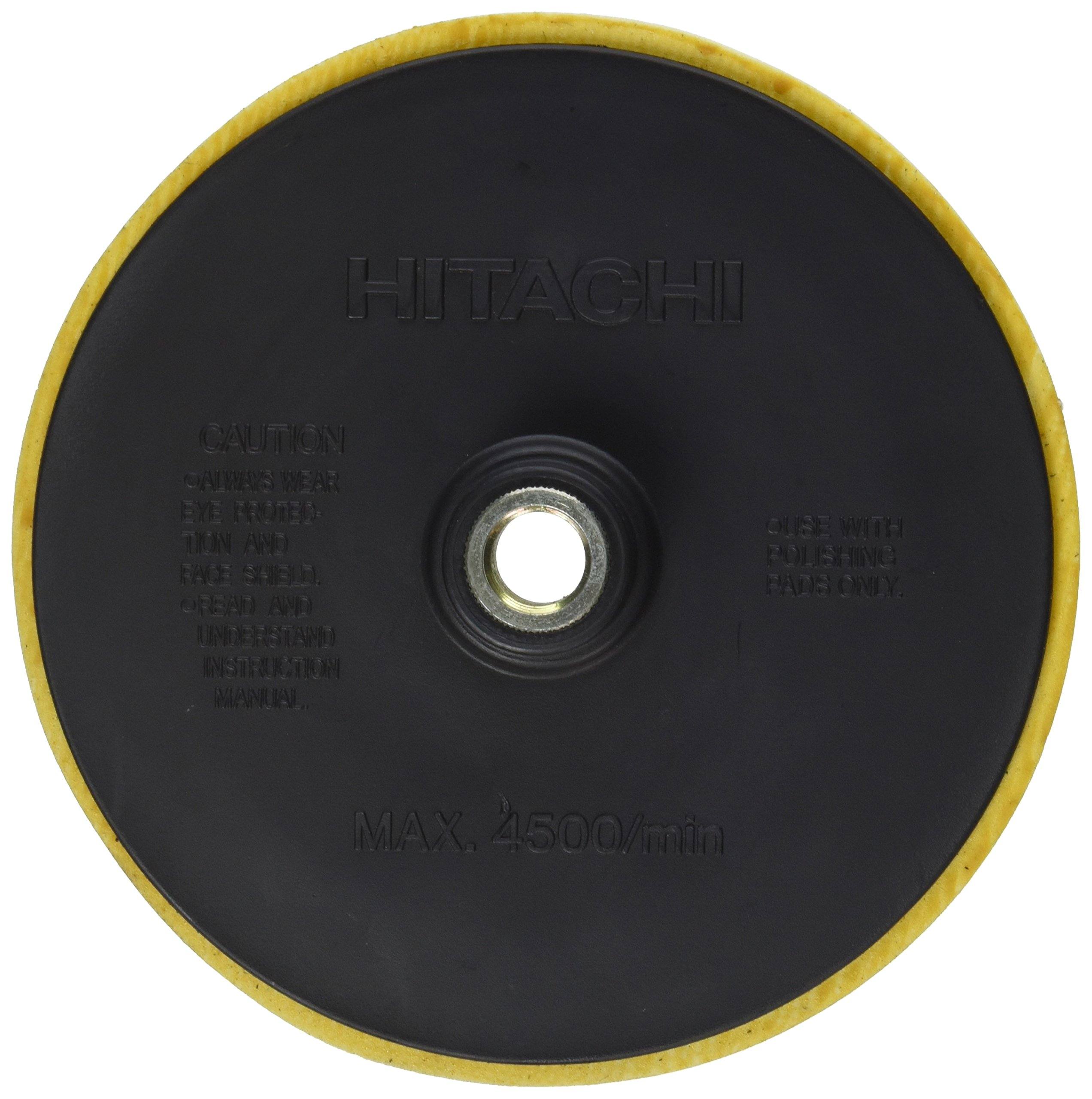 Hitachi 321645 Hook and Loop Backing Pad for SP18VA by HITACHI