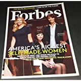 Forbes (June 21, 2016 - Cover: Sara Blakely, Sophia Amoruso & Diane Hendricks Self-Made Women)