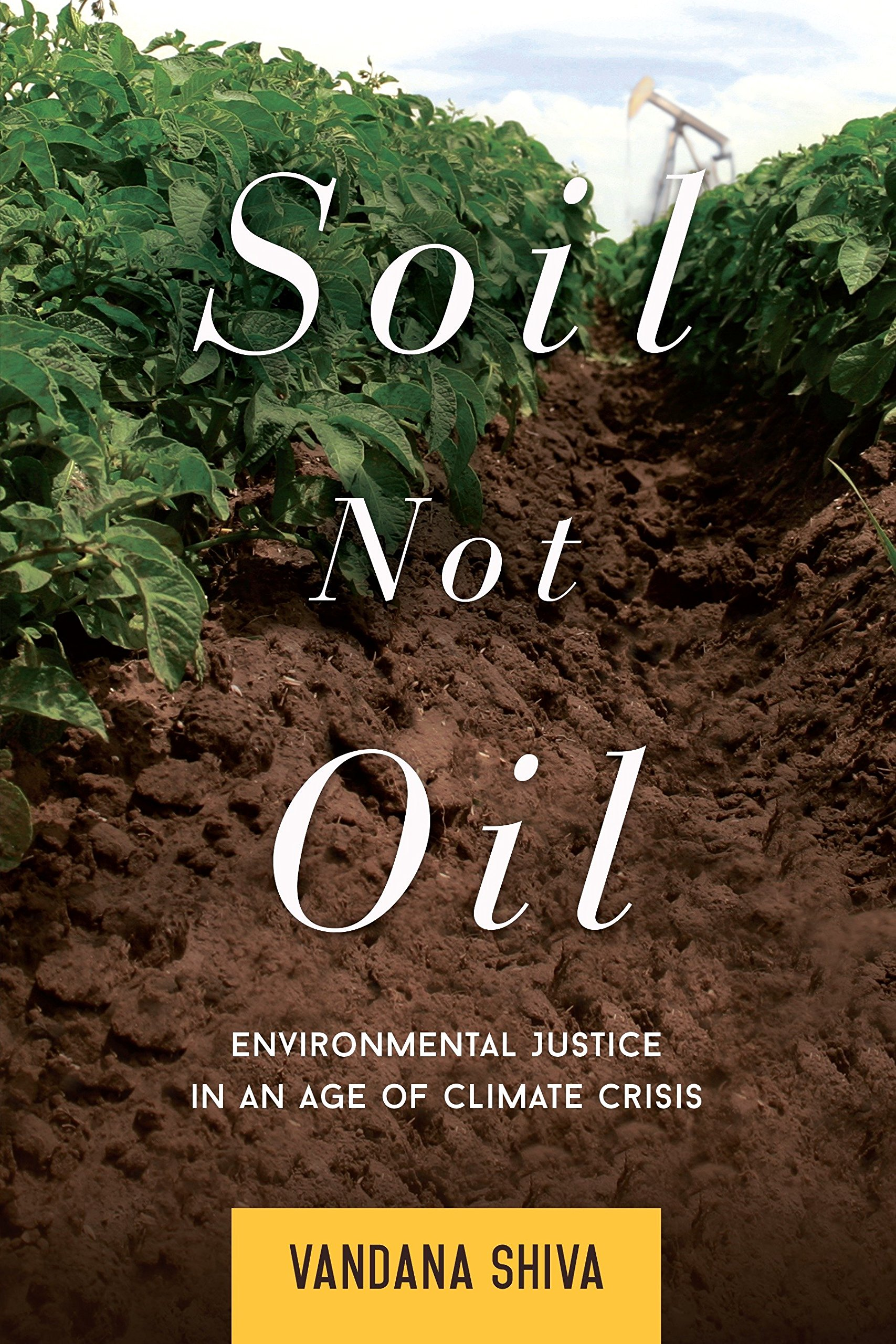 Read Online Soil Not Oil: Environmental Justice in an Age of Climate Crisis PDF