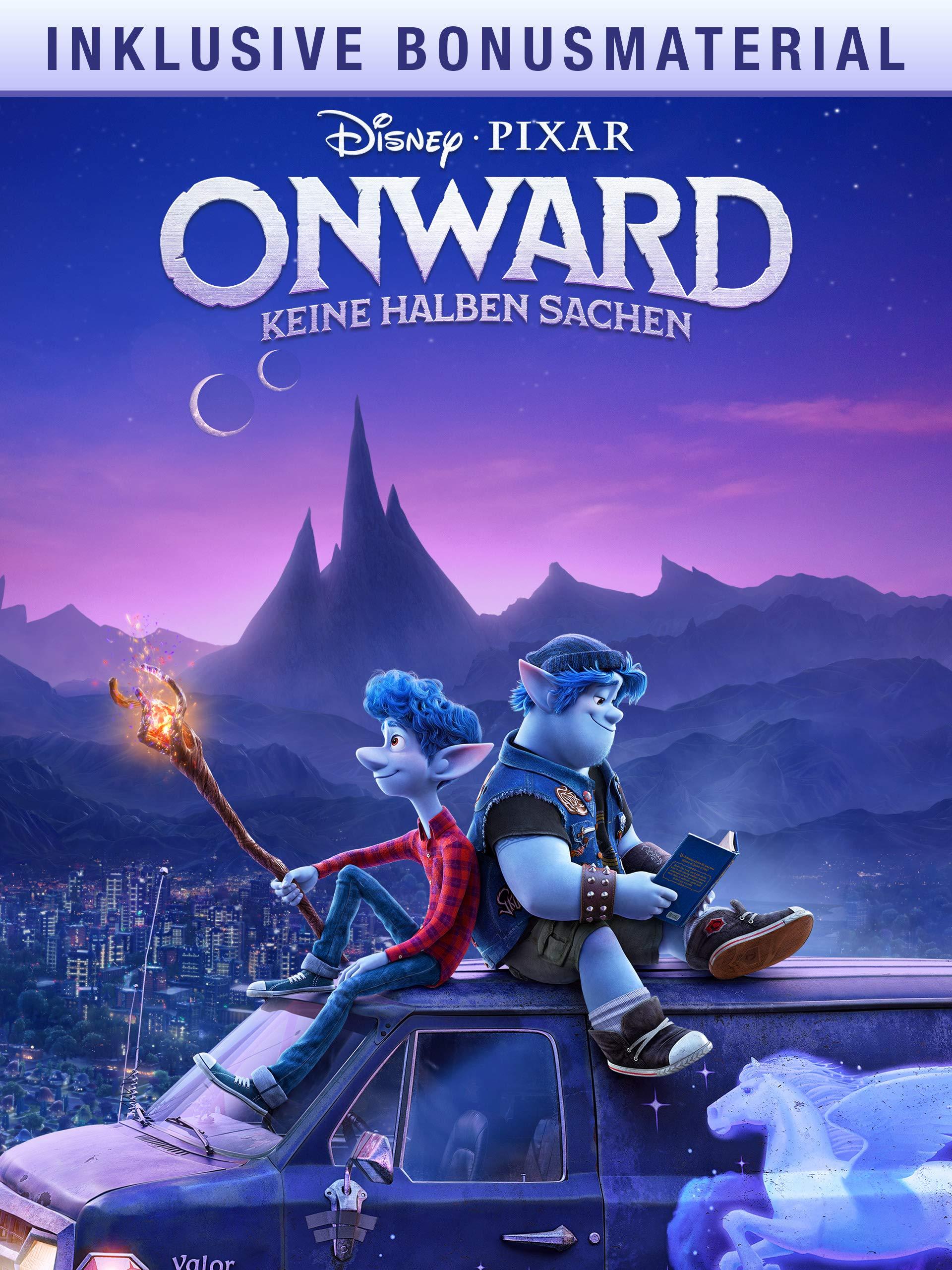 Disney: Onward - Keine halben Sachen