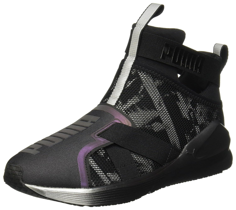 Puma Fierce strap swan - zapatillas altas - black 37 EU|Noir