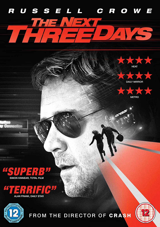 The Next Three Days Dvd  Amazon Co Uk Russell Crowe Elizabeth Banks Liam Neeson Brian Dennehy Olivia Wilde Paul Haggis Dvd Blu Ray