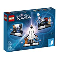 LEGO Ideas Women of Nasa 21312 Building Kit Deals