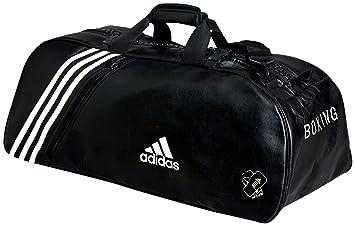 5a373b99c2 adidas adiacc051-L Sac de sport Boxing Club en PU Noir Taille M 60 x ...