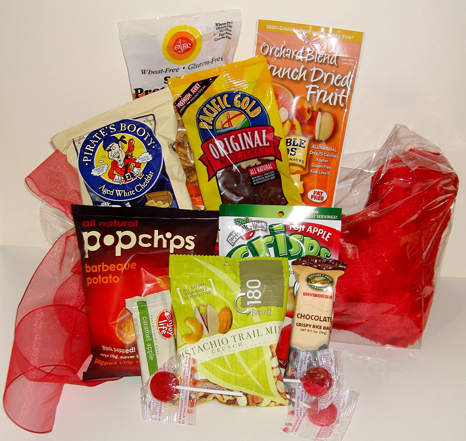 Amazon stuffed christmas holiday stocking gourmet gift amazon stuffed christmas holiday stocking gourmet gift basket gluten free wheat free trans fat free organic gourmet candy gifts grocery negle Gallery