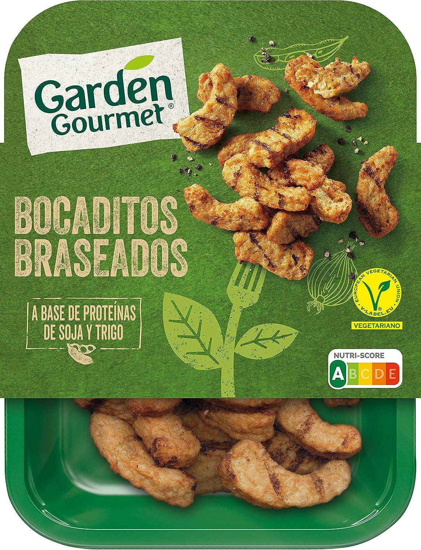Garden Gourmet - Bocaditos Braseados Vegetarianos, 0% carne, 175g