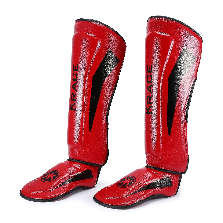 【再入荷!】 holulo Shin Instep Guard脚プロテクター脚のパッド保護用保護inタイ式 holulo、ボクシング、キックボクシング、MMA B0762HJF3G X-Large レッド X-Large B0762HJF3G, パーティードレス リュクス ミモザ:2f1ce1d5 --- a0267596.xsph.ru