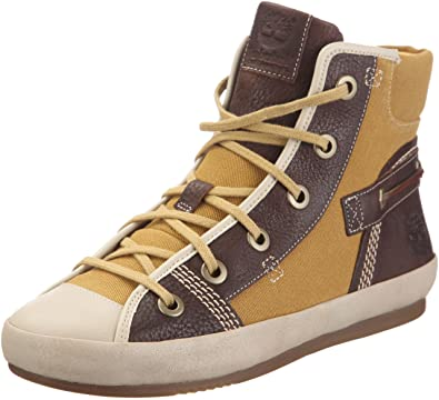 Femme Earthkeepers Timberland Chaussures Vintera Montantes Marron wPgRaHxqUR
