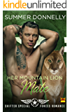 Her Mountain Lion Mate (Shifter Special Forces Book 3)