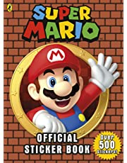 Super Mario: Official Sticker Book