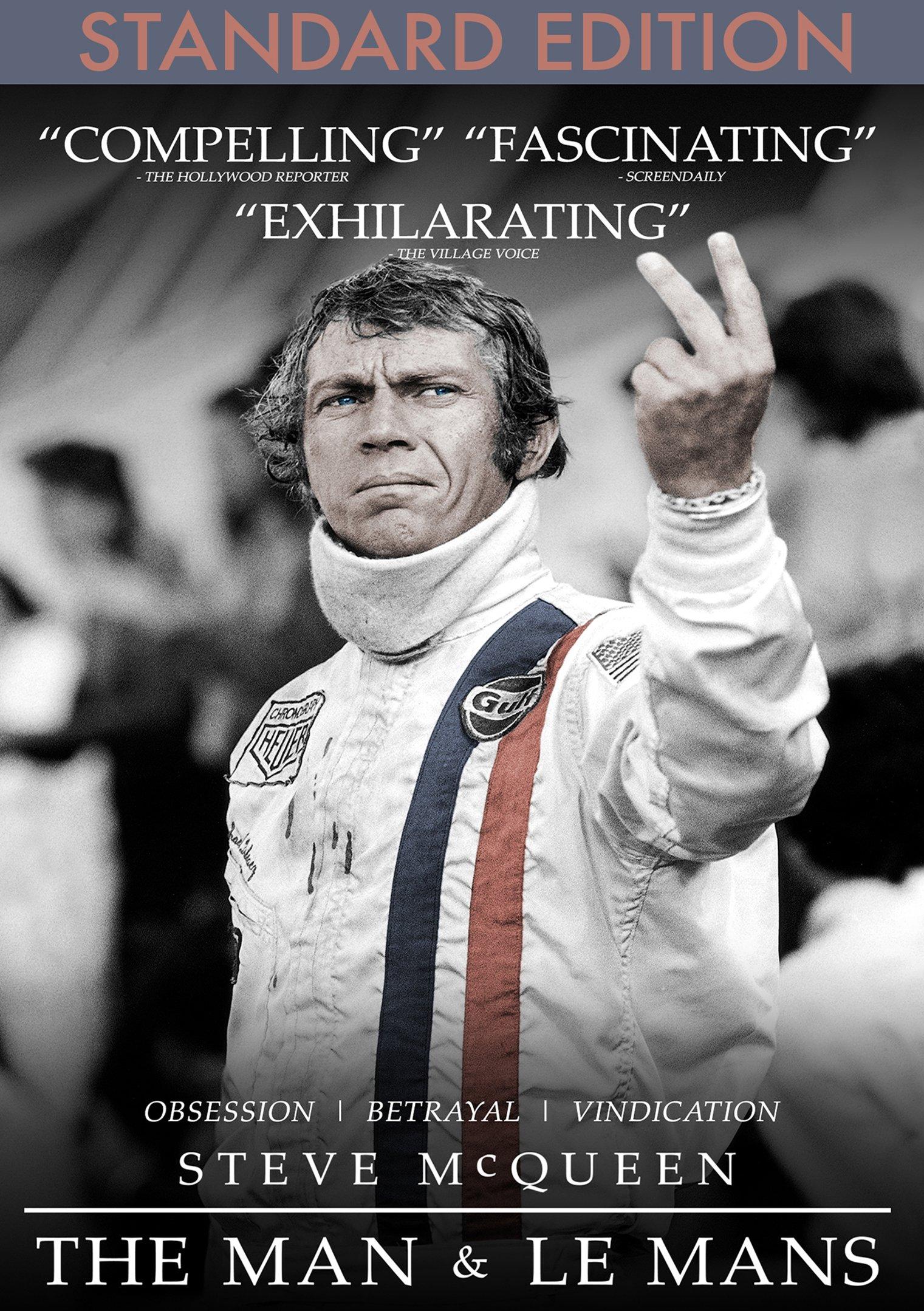DVD : Man & Le Mans (DVD)