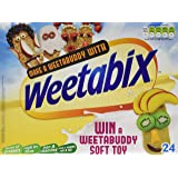 Weetabix 24 Biscuits Box (pack Of 6, Total 144 Biscuits)