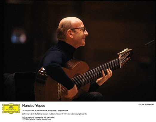 The Complete Concerto Recordings: Narciso Yepes: Amazon.es: Música