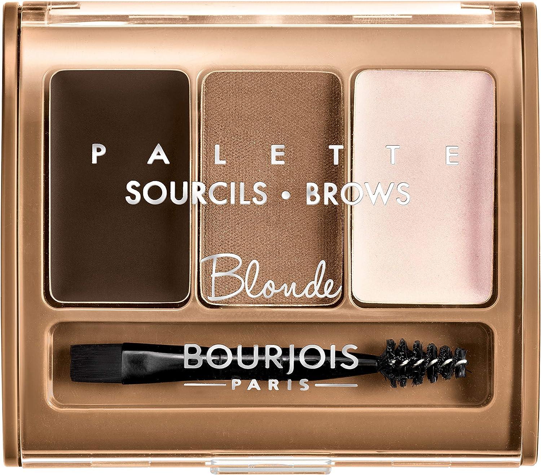 Paleta de maquillaje Bourjois para cejas por sólo 3€