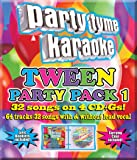 Party Tyme Karaoke: Tween Party Pack