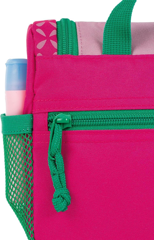 faune /él/éphant cas de vanit/é 20 cm Casual Mini Washbag sac cosm/étique Waschbeuteul pour accrocher bagages enfants Rose