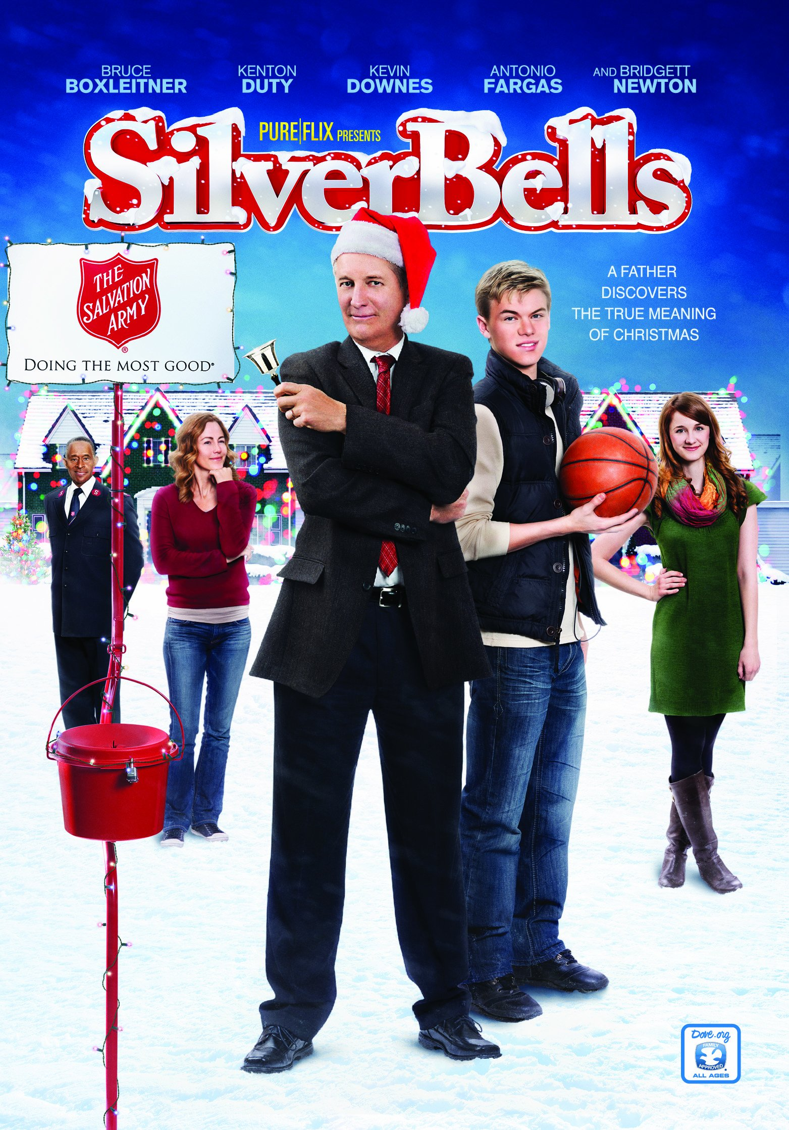 Silver Bells (O-Card Packaging, Widescreen)