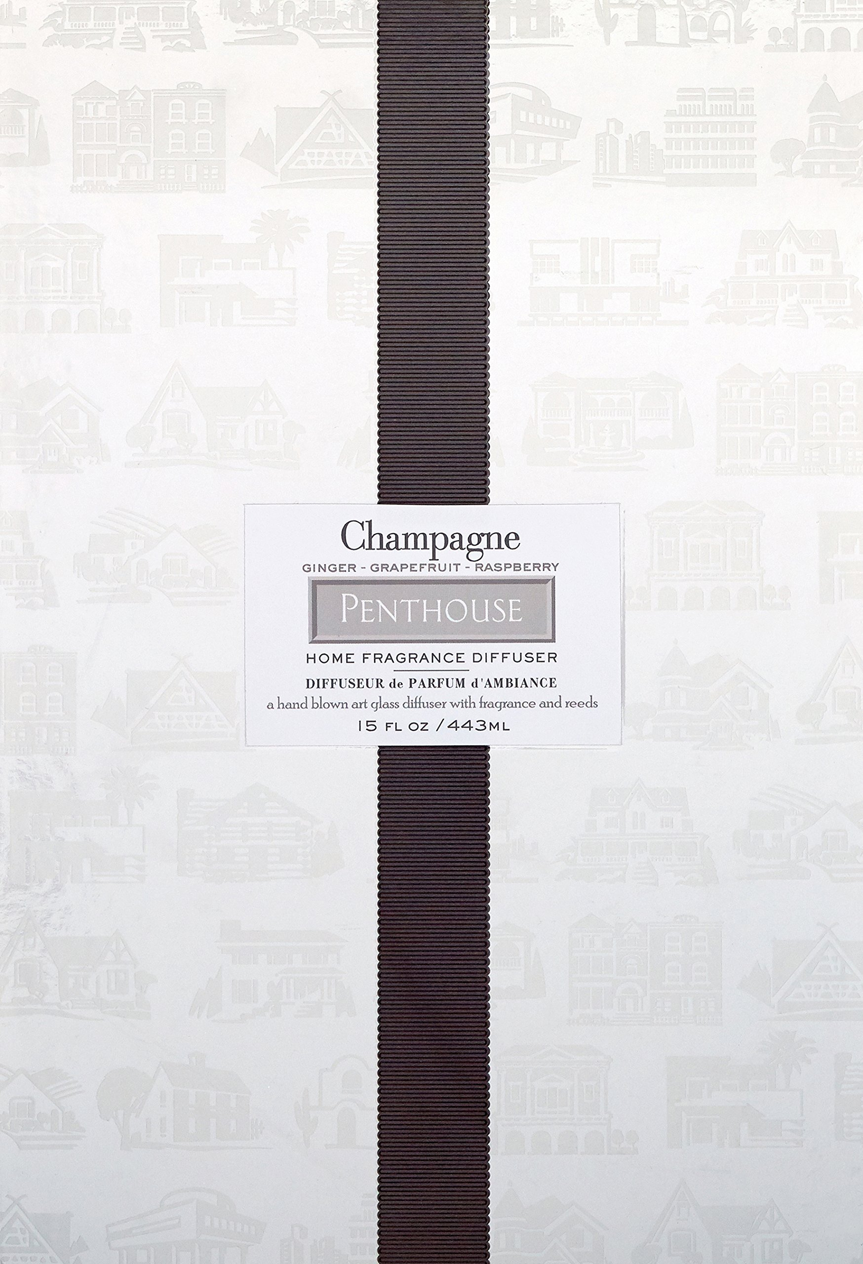LAFCO House & Home Diffuser, Penthouse Champagne, 15 Fl Oz by LAFCO (Image #3)