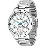 Geonardo Analogue White Dial Boy'S Watch-Gdm016