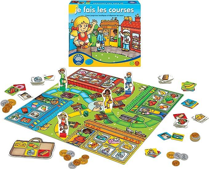 Orchard Toys – 173 – Juego de Empresa – Ich Mache el Racing: Amazon.es: Juguetes y juegos