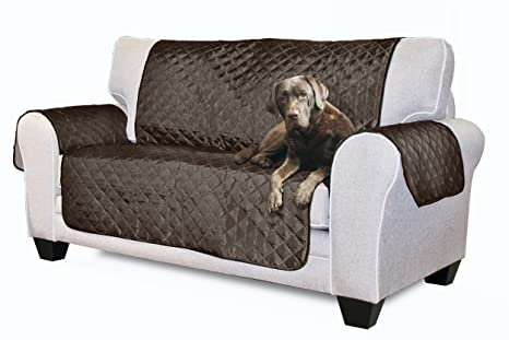 Superb Furhaven Pet Furniture Cover Two Tone Water Resistant Reversible Furniture Cover Protector Pet Bed For Dogs Cats Available In Multiple Styles Creativecarmelina Interior Chair Design Creativecarmelinacom