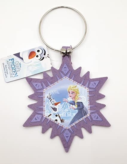 disney frozen door hanger christmas decoration elsa and olaf - Elsa Christmas Decoration
