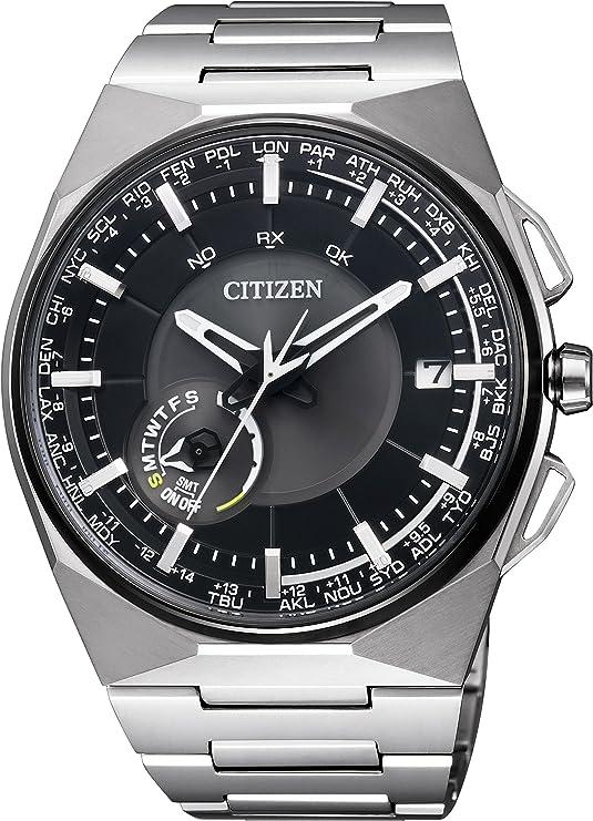 [シチズン]CITIZEN 腕時計 Eco-Drive SATELLITE-WAVE F100 フラグシップモデル マスコミモデル CC2006-53E メンズ