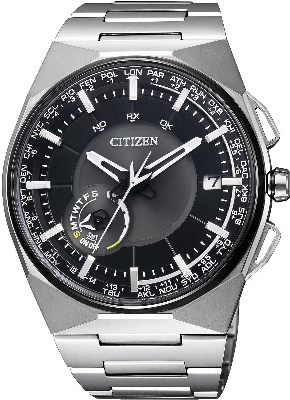 [シチズン]CITIZEN 腕時計 Eco-Drive SATELLITE-WAVE F100 フラグシップモデル マスコミモデル CC2006-53E メンズ B00LS9SY6E