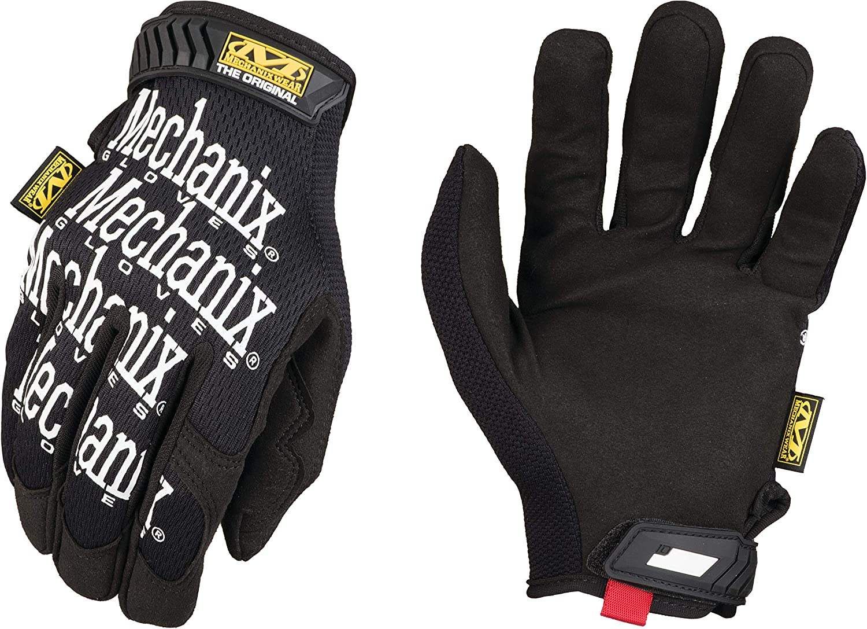 Mechanix Wear - Original Work Gloves (Large, Black) - Mechanix Gloves -