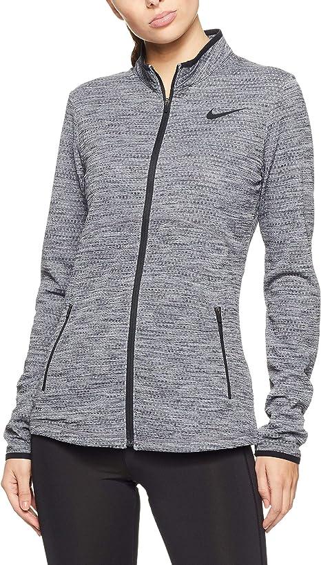 Nike W Nkct Dry BL Lange: : Bekleidung
