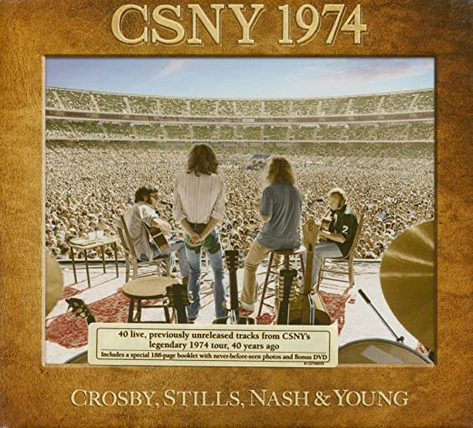 Csny 1974 (3CD+DVD) - Amazon.co.jp