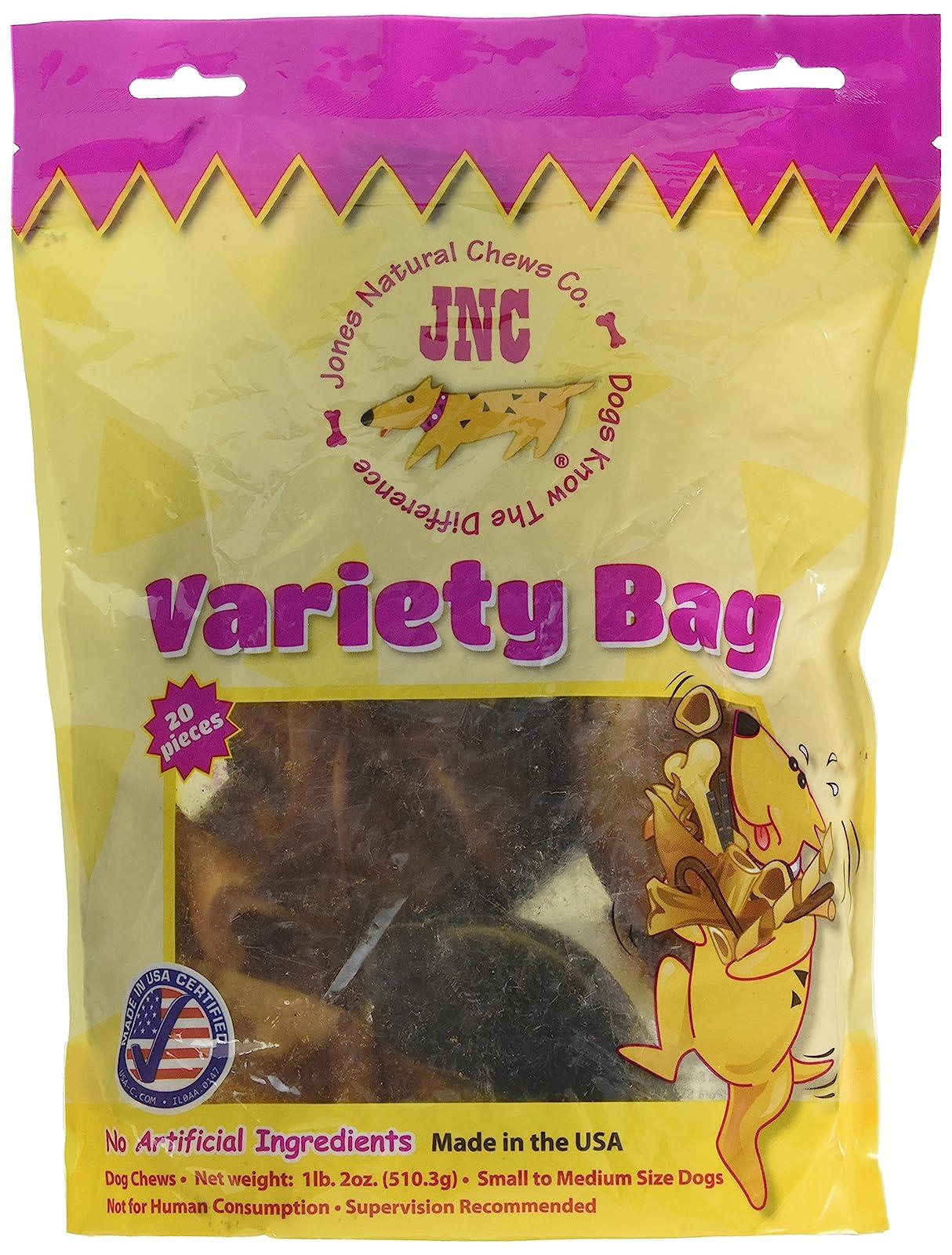 Jones Natural Chews Co. 090-05028 Jones 741956050281 - 2