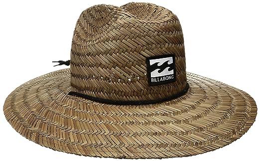 Amazon.com  Billabong Men s Classic Straw Sun Hat 632bb0e7353