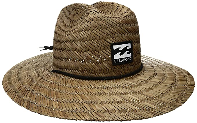 a46148d52734b BILLABONG Men s Classic Straw Sun Hat