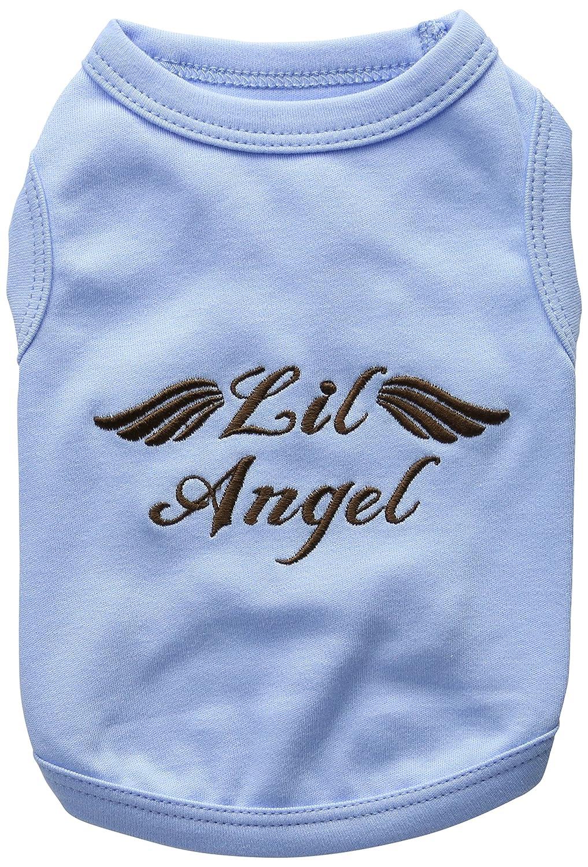 Parisian Pet Lil Angel Dog T-Shirt, Small, bluee