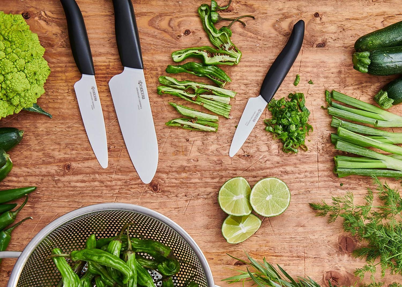 Kyocera Advanced Ceramic Revolution Series 3-inch Paring Knife