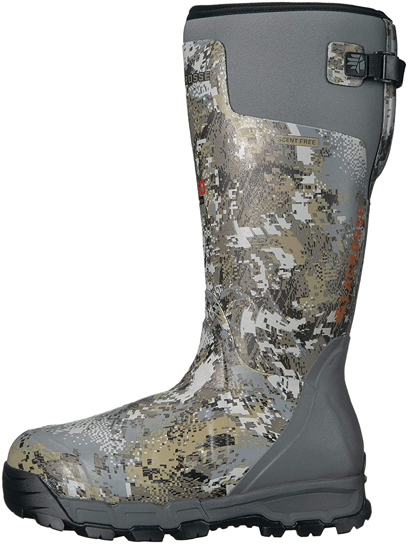 Optimal Elevated ii Lacrosse Mens Alphaburly Pro 18 1600G Knee High Boot