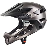 Uvex Jakkyl Hde Silver-Black Helmet 2016