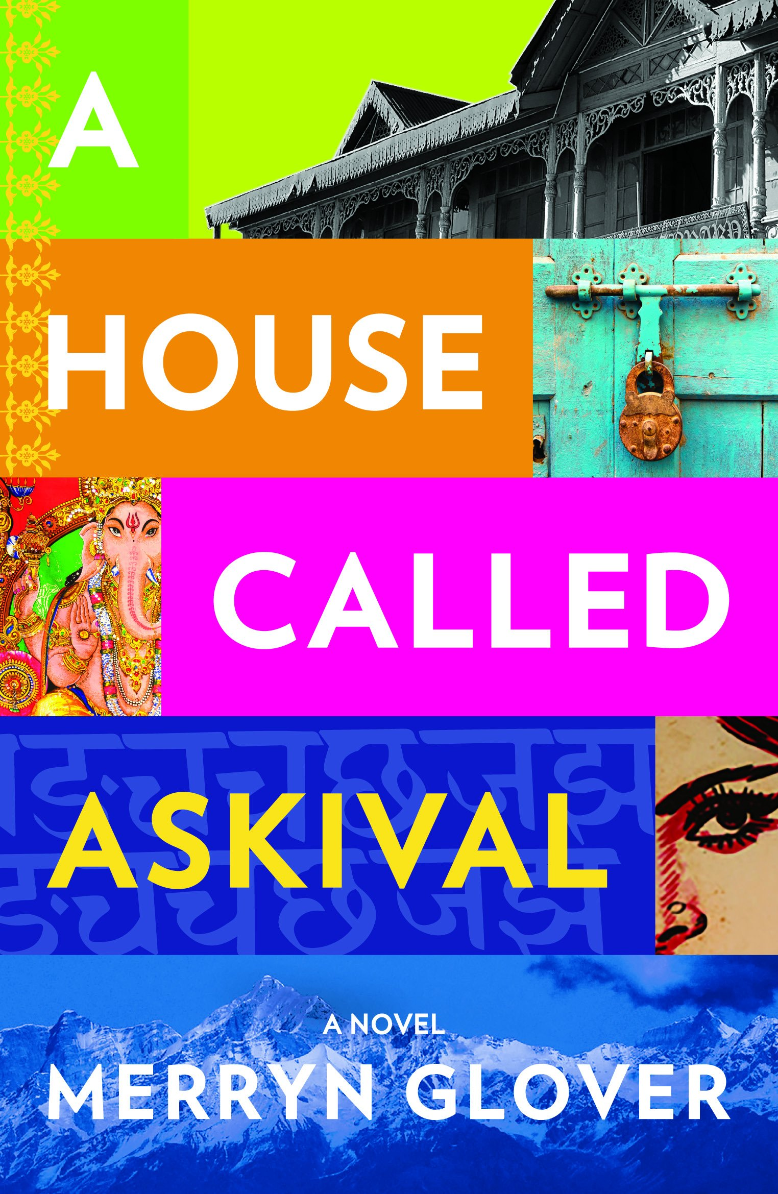 Image result for a house called askival