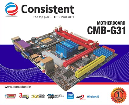 Consistent Intel Chipset (915) DDR2 Motherboard