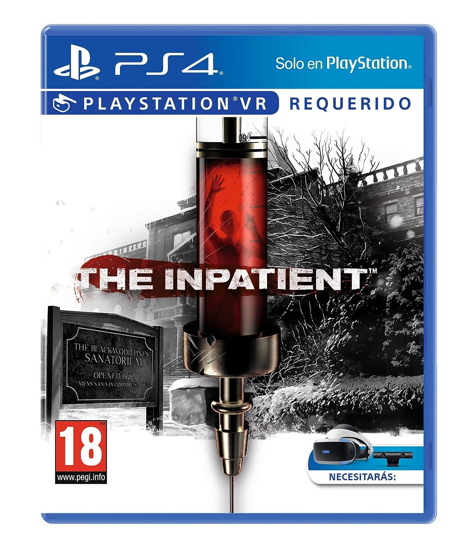 The Inpatient: Sony: Amazon.es: Videojuegos