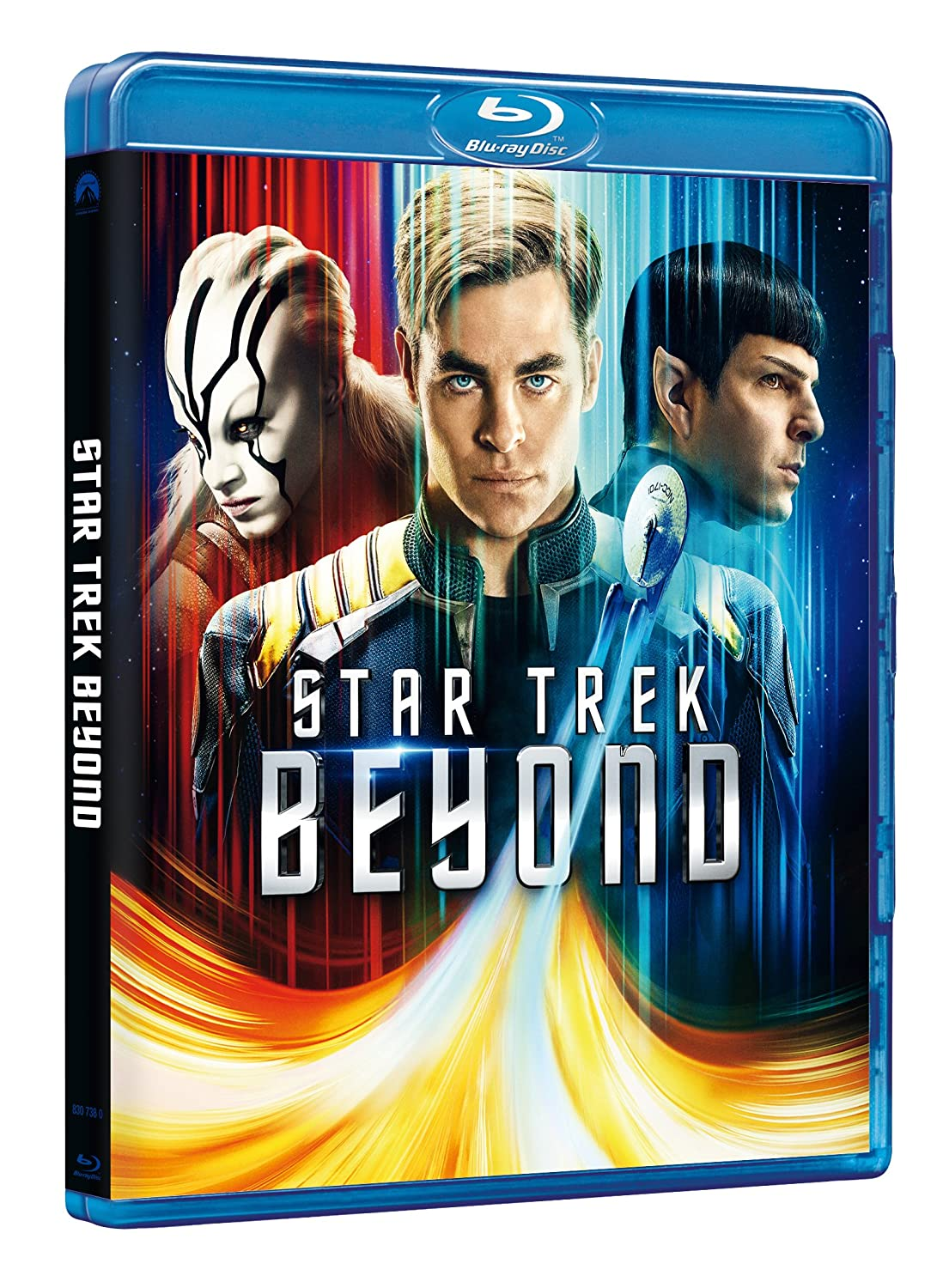 Star Trek Beyond Blu-ray