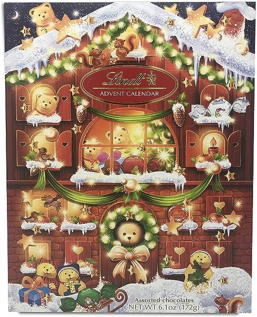 250g Lindt Bear Advent Calendar