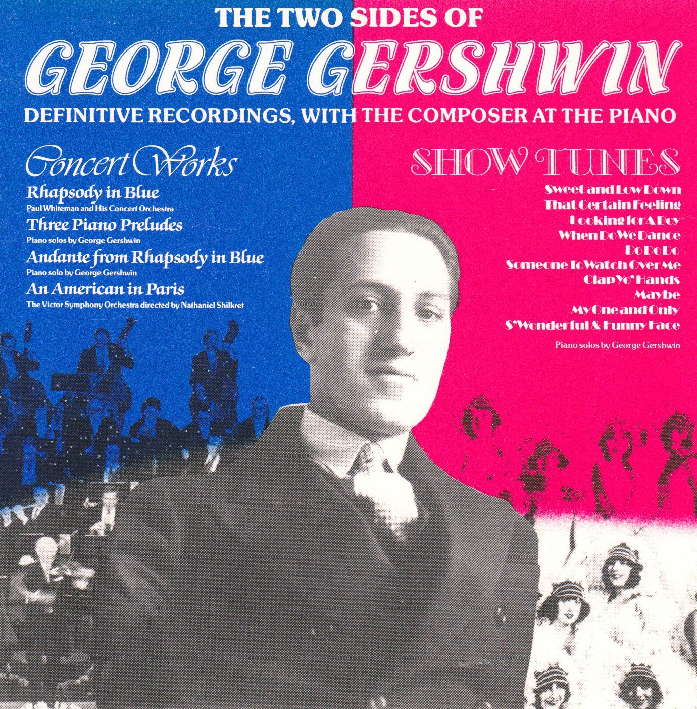 Two Sides of George Gershwin