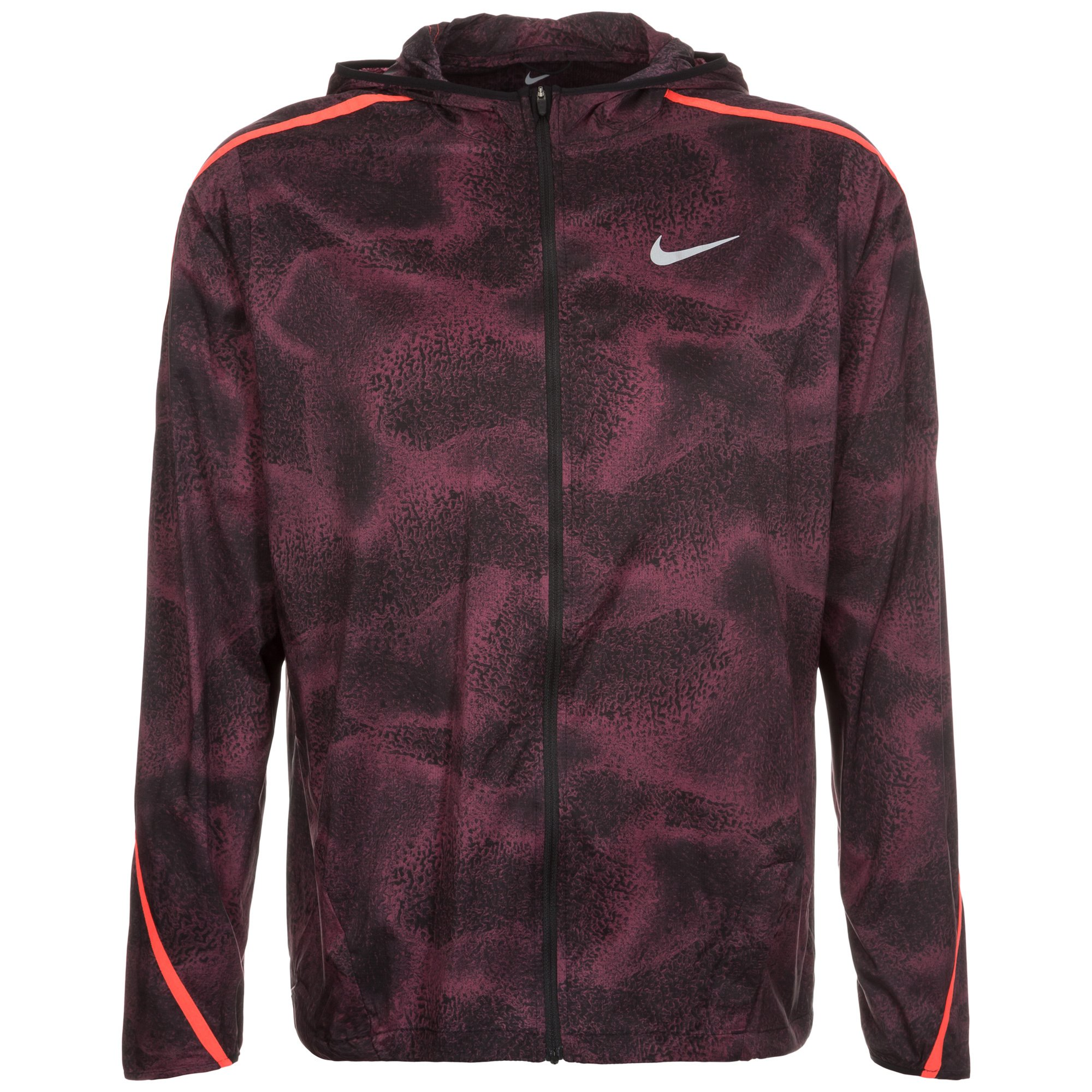 Nike Shield Impossibly Light FULL ZIP HOODED JACKET (Large) by NIKE