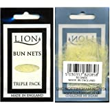 Bunnets by Lion - Hair Bun Nets for Ballet, Gymnastics, Horseriding