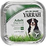 Yarrah Dog Food Alu Cup Organic Vegetarian Chunks 150 g (Pack of 14)