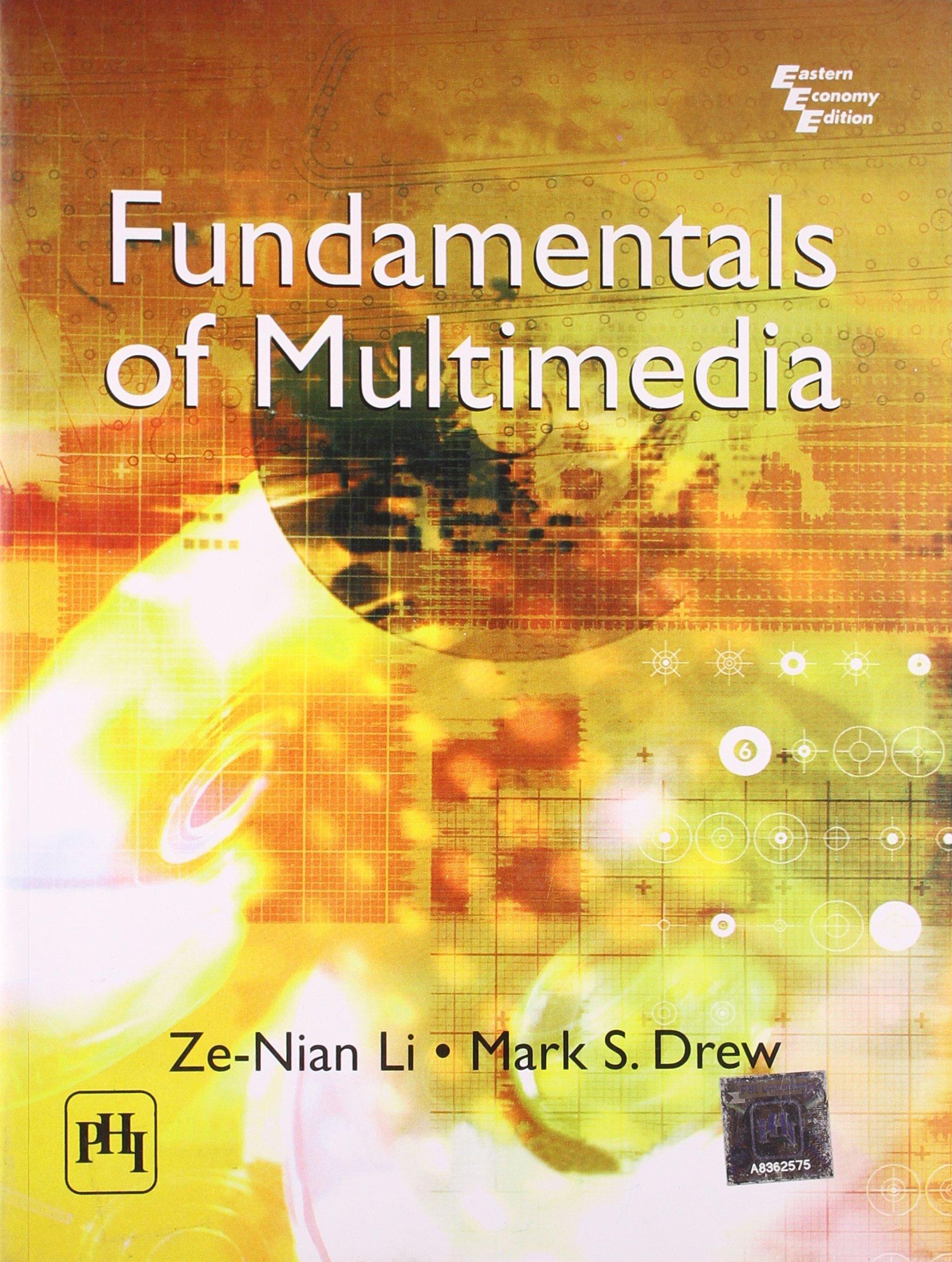Fundamentals of Multimedia pdf